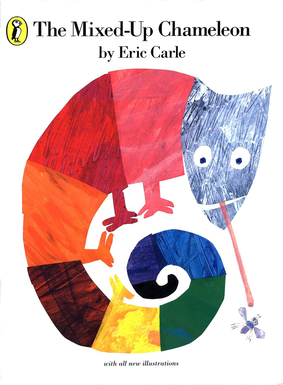 The Mixed-up Chameleon by Eric Carle image