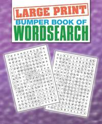 Bumper Book of Wordsearch image
