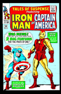 Marvel Masterworks: Captain America Vol.1 image