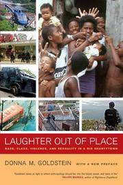 Laughter Out of Place by Donna M Goldstein