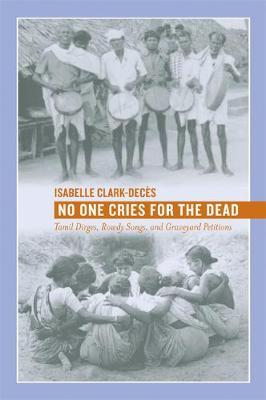 No One Cries for the Dead by Isabelle Clark-Deces image