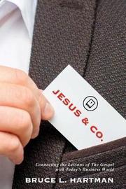 Jesus & Co. by Bruce L. Hartman