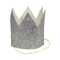 Mini Glittered Crowns