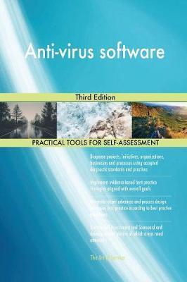 Anti-Virus Software Third Edition by Gerardus Blokdyk image