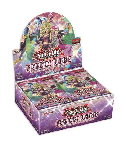 Yu-Gi-Oh! Legendary Duelists: Sisters of the Rose Booster Box image