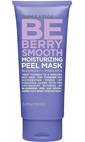 Formula 10.0.6 - Be Berry Smooth Moisturizing Peel