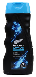 All Blacks 2n1 Shampoo and Conditioner (380ml)
