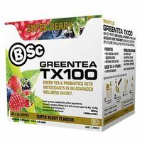 BSc Green Tea TX100 Super Berry - 60 Serve