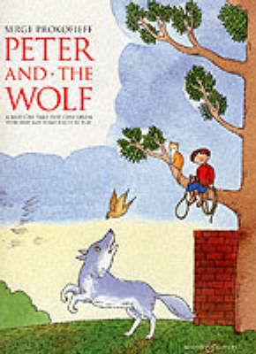 Peter and the Wolf by S.S. Prokof'ev image