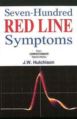Seven-Hundred Redline Symptoms by J. W. Hutchison image