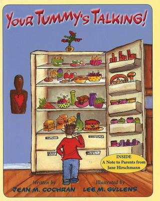 Your Tummy's Talking! by Jean M. Cochran image