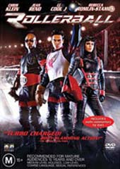Rollerball on DVD