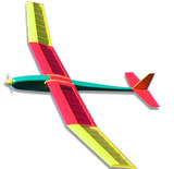 West Wings Model Aircraft Kit - Orion E (radio control)