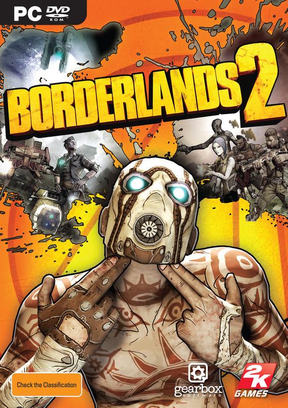 Borderlands 2 for PC Games