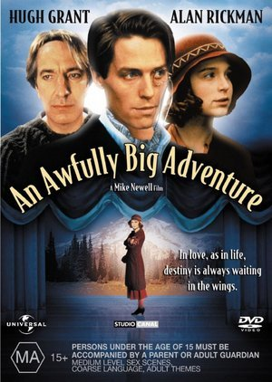 Awfully Big Adventure, An on DVD