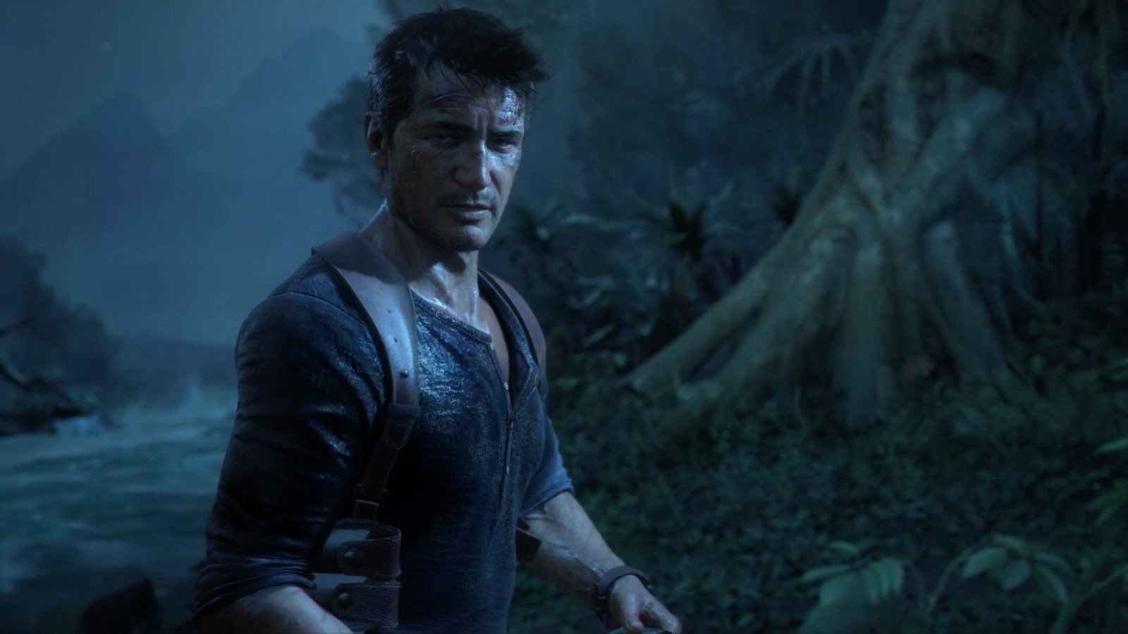 Uncharted 4 Plus Edition for PS4 image