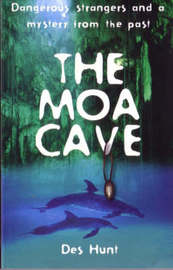 The Moa Cave by Des Hunt