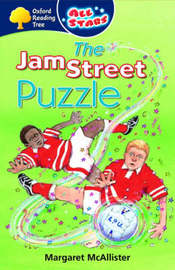 Oxford Reading Tree: All Stars: Pack 3: the Jam Street Puzzle by Margaret McAllister image