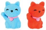 Erasables: Kittens Eraser Set - Small