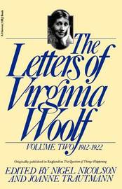 The Letters of Virginia Woolf by Virginia Woolf (**)