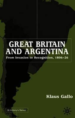 Great Britain and Argentina by Klaus Gallo