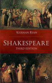 Shakespeare by Kiernan Ryan image