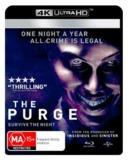 The Purge on UHD Blu-ray
