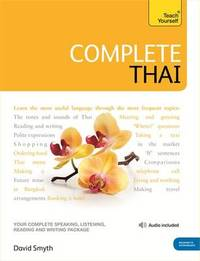 Teach Yourself Complete Thai by David Smyth image