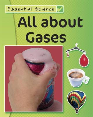 All About Gases by Peter Riley image