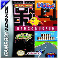 Namco Museum for Game Boy Advance