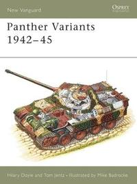 Panther Variants, 1943-45 by Hilary L. Doyle