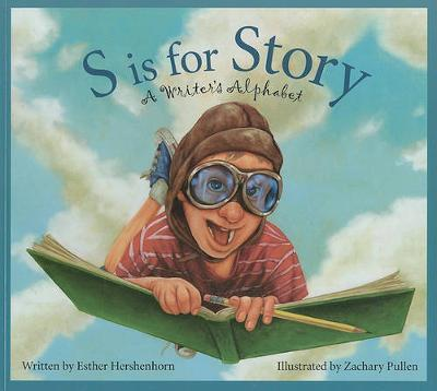 S Is for Story by Esther Hershenhorn image