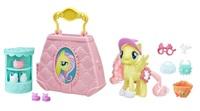 My Little Pony: Fluttershy Pet Care Purse - Playset