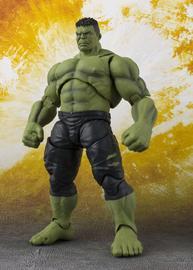 S.H.Figuarts Hulk (Avengers: Infinity War) - Action Figure