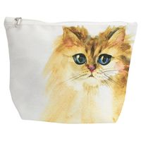 Art Of Cats Travel Bag - Yellow Cat (Large)