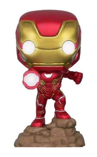 Avengers: Infinity War - Iron Man (Light-Up Ver.) Pop! Vinyl Figure