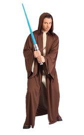 Star Wars: Jedi Robe - Costume Accessory (X-Large)
