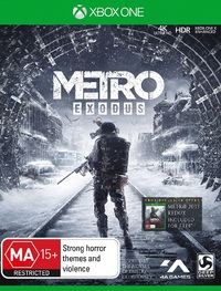 Metro Exodus for Xbox One