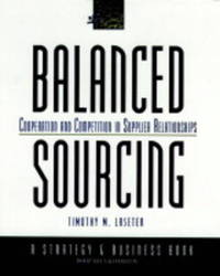 Balanced Sourcing by Timothy M. Laseter image