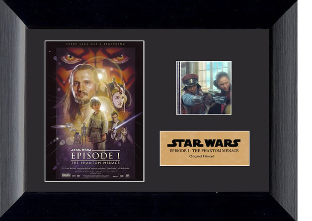 FilmCells: Mini-Cell Frame - Star Wars: Episode I (The Phantom Menace)