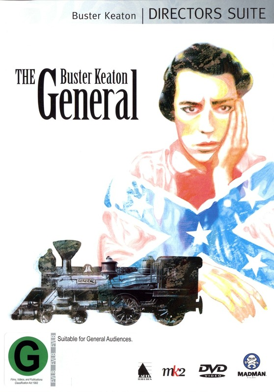 The General (2 Disc Set) on DVD