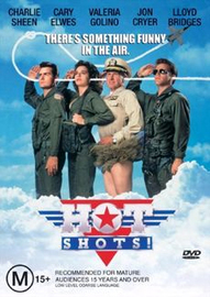Hot Shots! on DVD