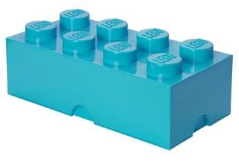 LEGO: Storage Designer 8 Brick - Teal