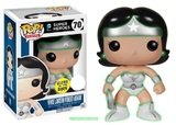 Wonder Woman - White Lantern Glow Pop! Vinyl Figure