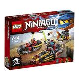 LEGO Ninjago - Ninja Bike Chase (70600)