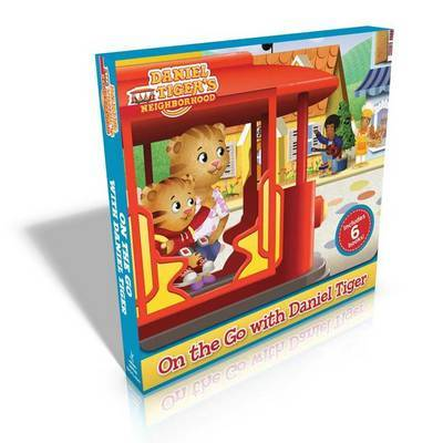 On the Go with Daniel Tiger! by Various ~ image