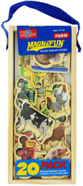 Farm Magnetic Play Set