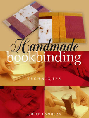 Handmade Bookbinding Techniques by Josep Cambras image