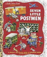 Seven Little Postmen by Golden Books