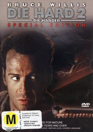 Die Hard 2: Die Harder - Special Edition on DVD image